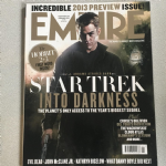 Empire Magazine February 2013 issue 284 Star Trek Into Darkness